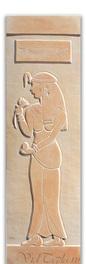 "Модель EGYPTIENNE ""Египтянка"""