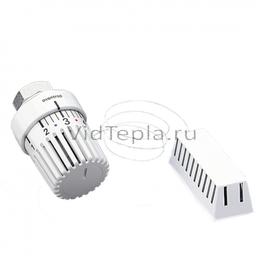 """1011666 Oventrop Термостат """"Uni LH"""" 7-28 °C, 0 * 1-5, с дист. датчиком 5м, белый"""