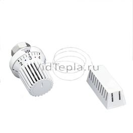 """1011565 Oventrop Термостат """"Uni XH"""" 7-28 °C, 0 * 1-5, с дист. датчиком 2м, белый"""