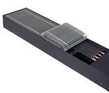 Внутрипольный конвектор с вентилятором TKV 150x20x08/1-2