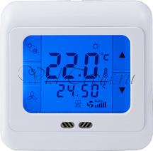 T02 Электронный комнатный термостат с ЖК-дисплеем